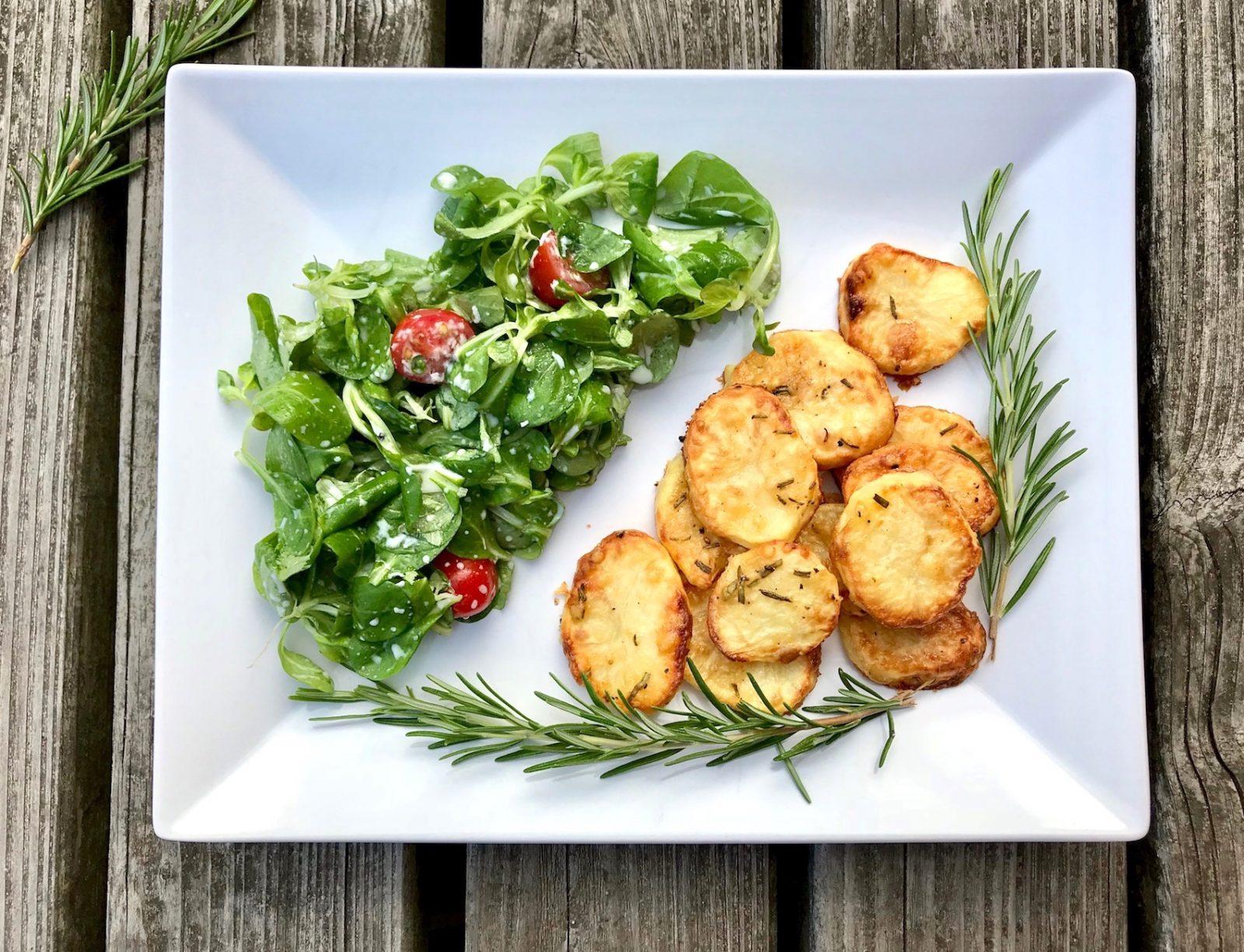 Rosmarin-Parmesan-Kartoffeln