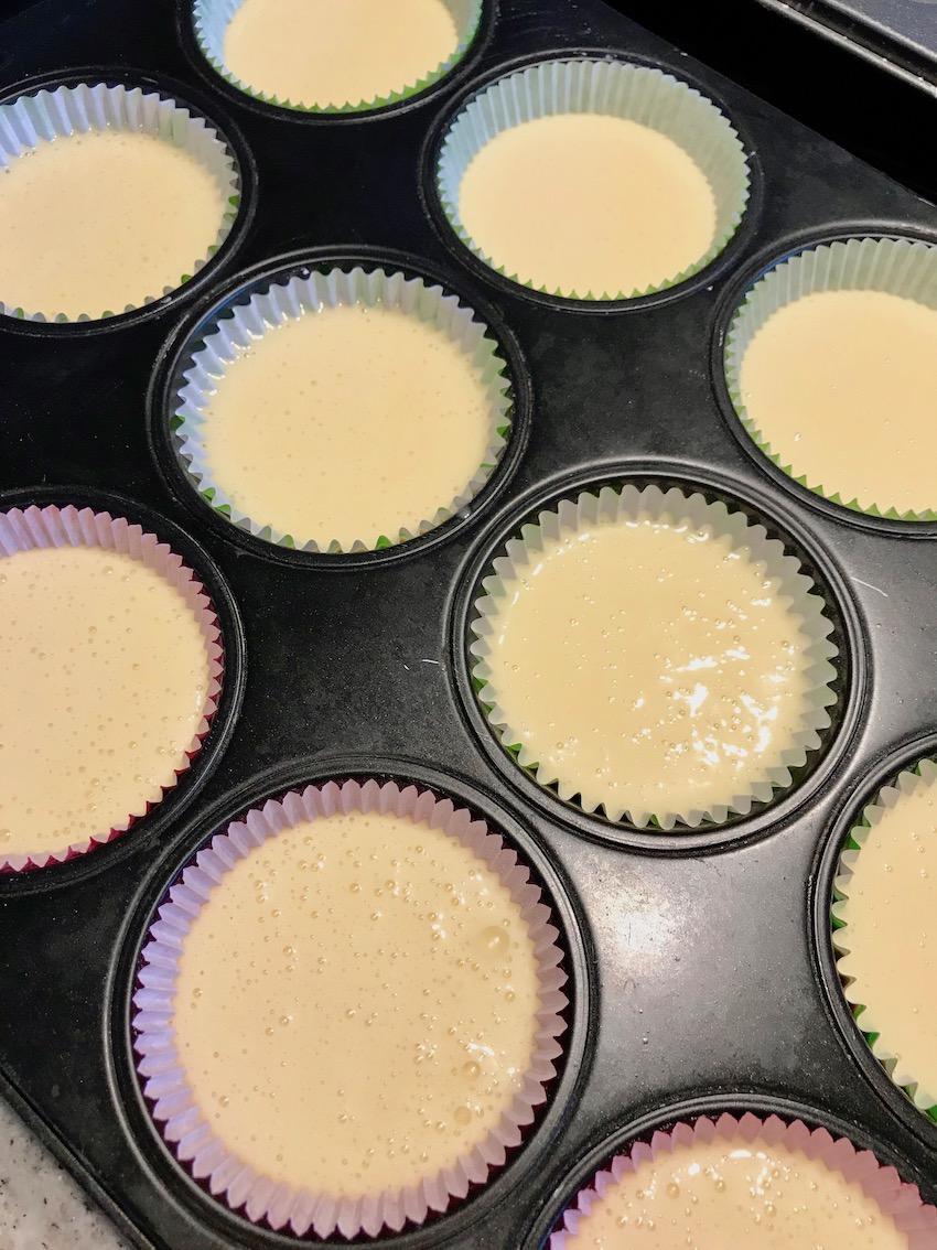 Muffinförmchen