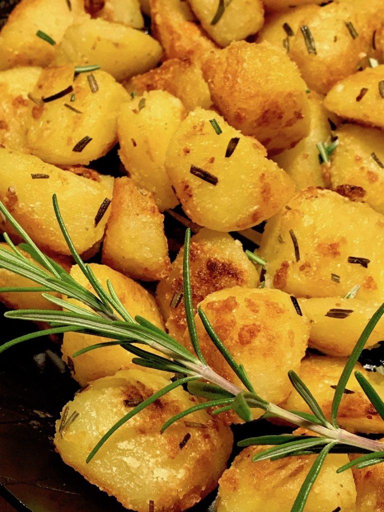 Bratkartoffeln kusprig Rezept