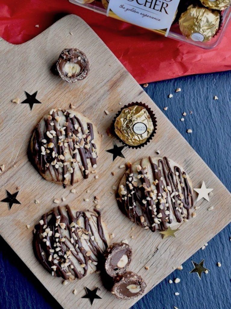 Rocher Cookies