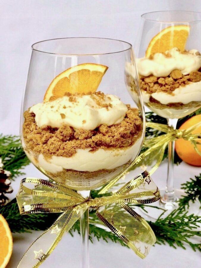 Weihnachtliches-Dessert-im-Glas