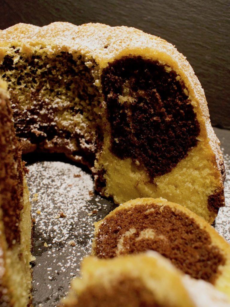 Einfacher Mamorkuchen