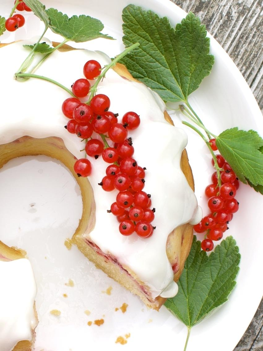 Johannisbeer Kuchen