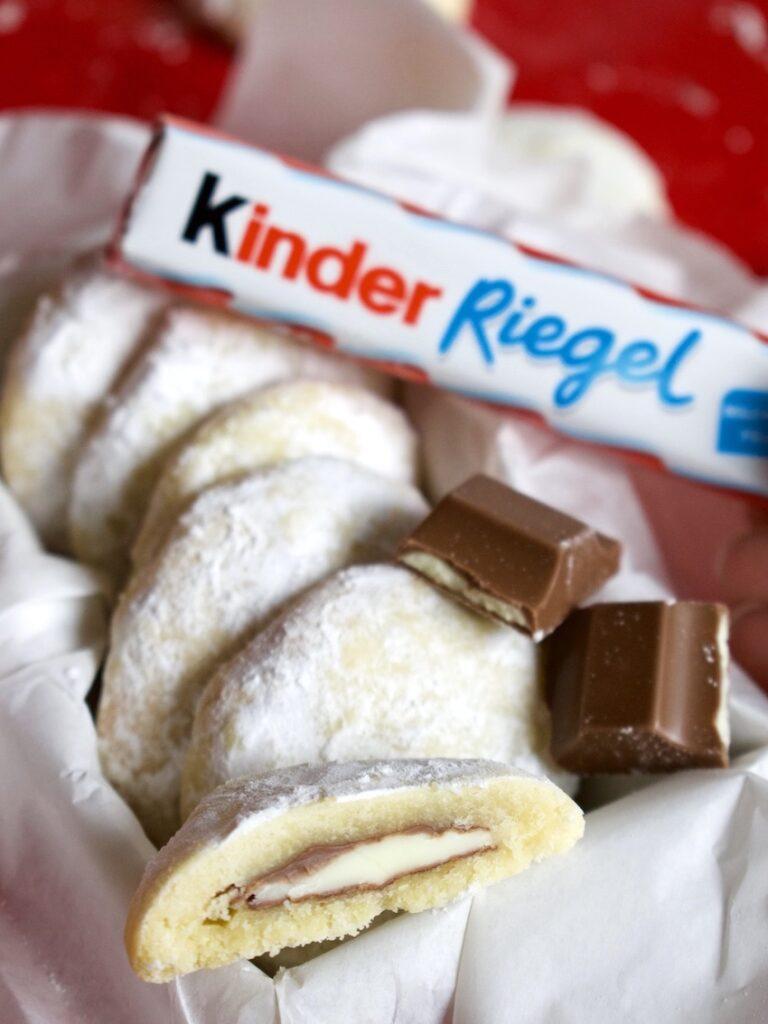 Kinderriegel-Kekse