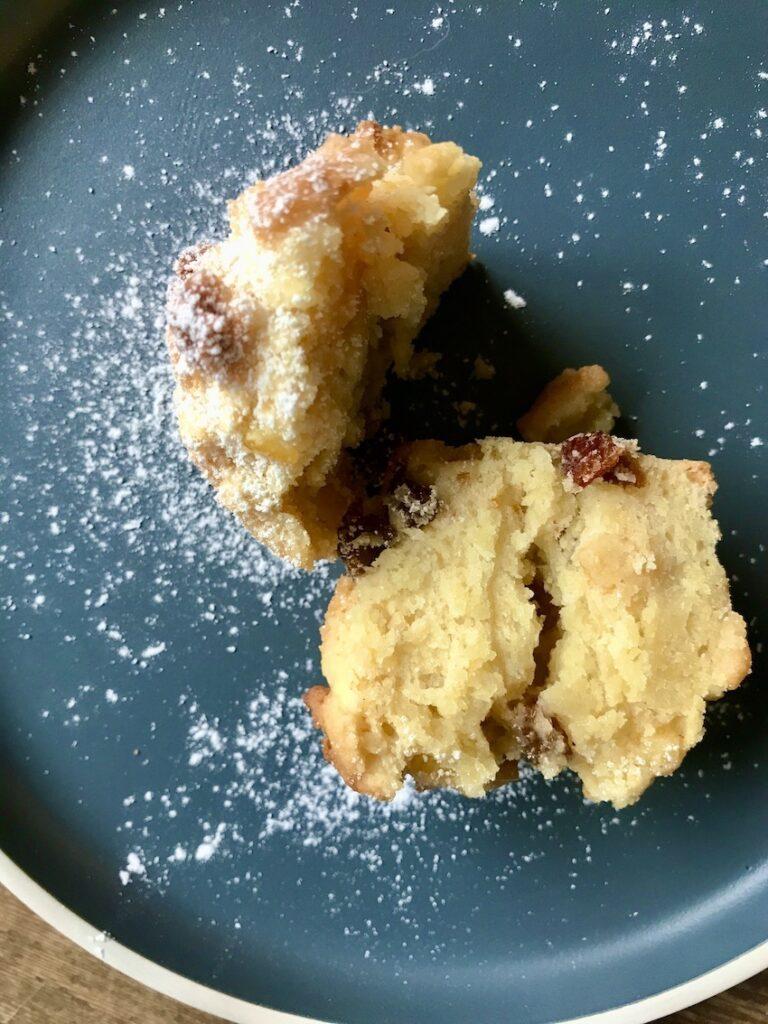 Saftige Christstollen-Muffins