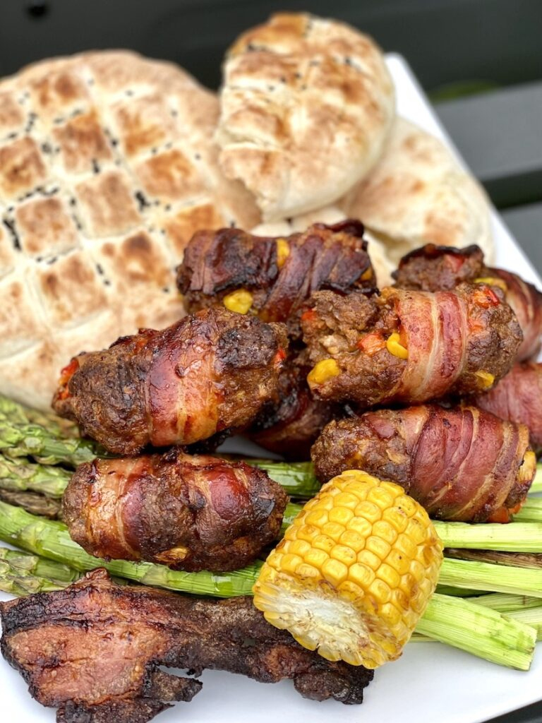 Hackfleisch grillen mexikanisch